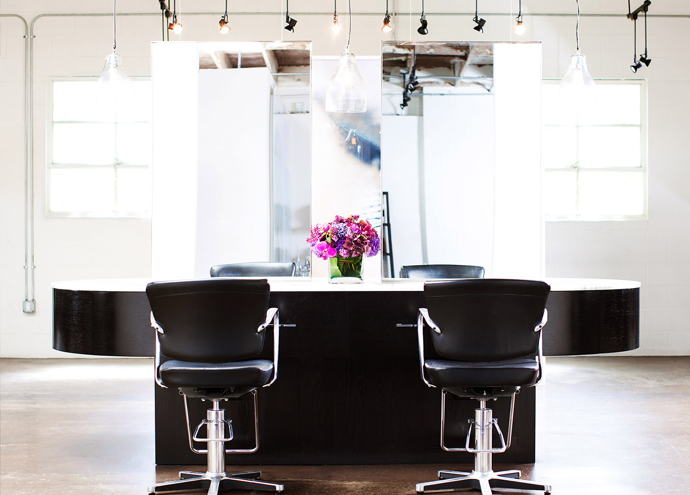 | Andy Lecompte Salon | Celebrity Hair Salon in Los Angeles